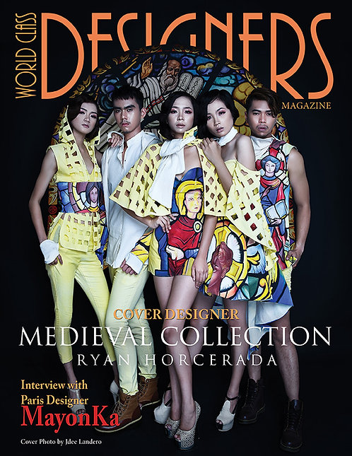 Issue 15 World Class Designers Magazine