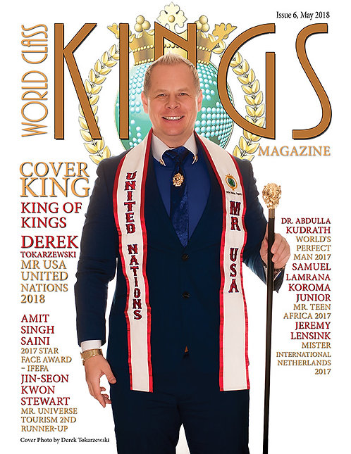 Issue 6 World Class Kings Magazine