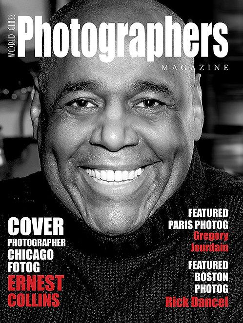 Issue 2 World Class Photographers Magazine