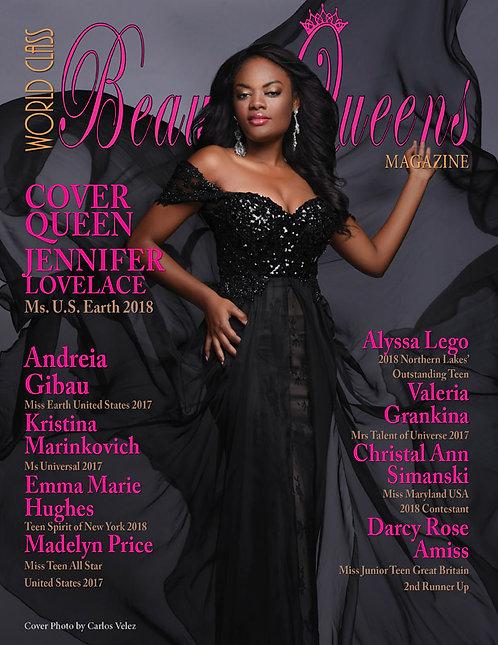 Issue 42 World Class Beauty Queens Magazine