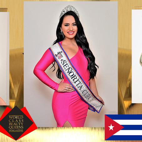 Jennifer Sanchez Señorita Cuba 2019
