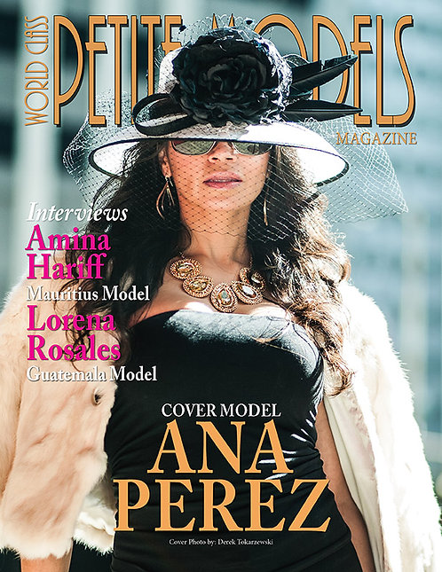Issue 2 World Class Petite Models Magazine