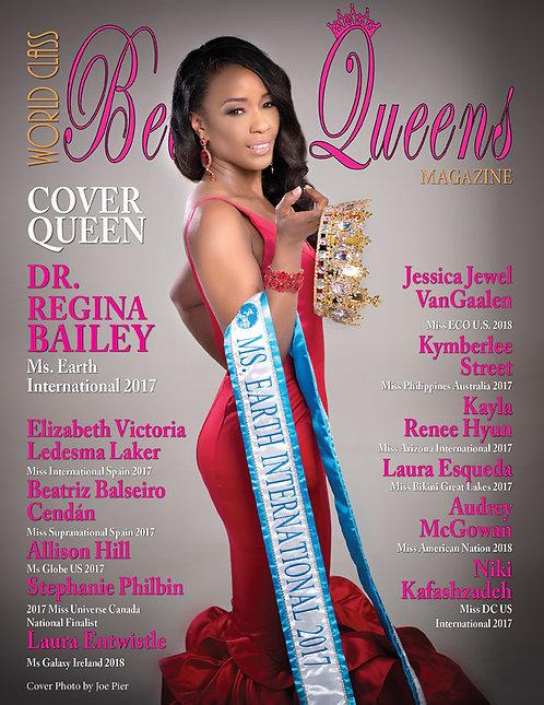 Issue 41 World Class Beauty Queens Magazine