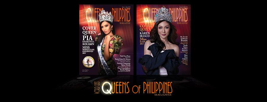 World Class Queens of Philippines Magazine