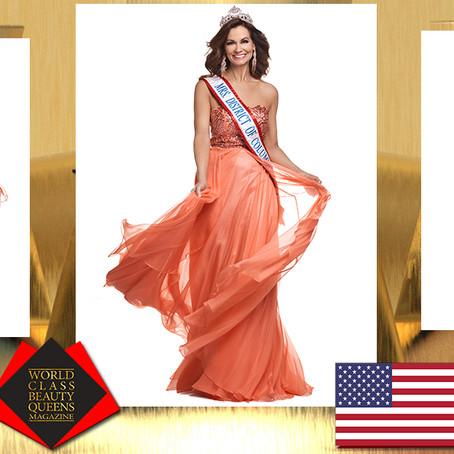 JeanAnne Roberts Mrs. DC America 2020