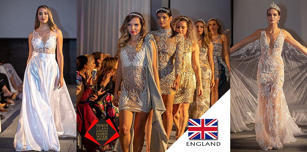 London International Fashion Fest 2020 , World Class London Fashion Week Magazine, Photos by Renè Rollema