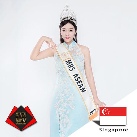 Li Yan Mrs Asean 2018