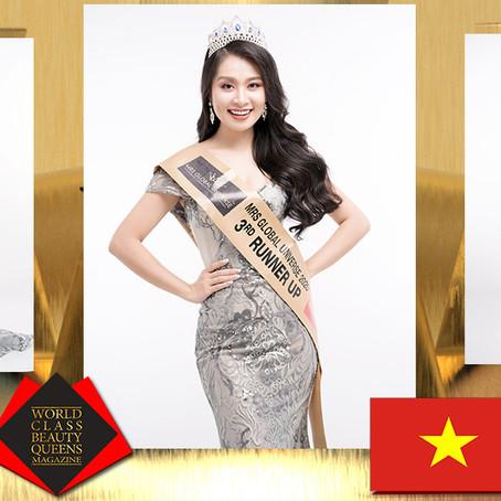 Le Ha Phuong Mrs Global Universe 2020 3rd R.U.