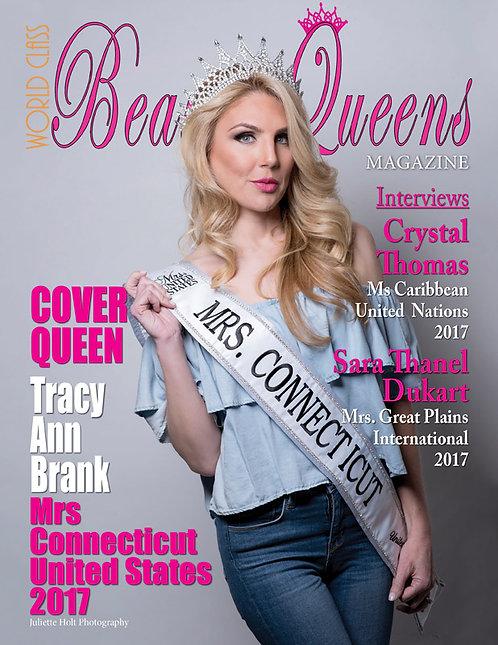 Issue 17 World Class Beauty Queens Magazine