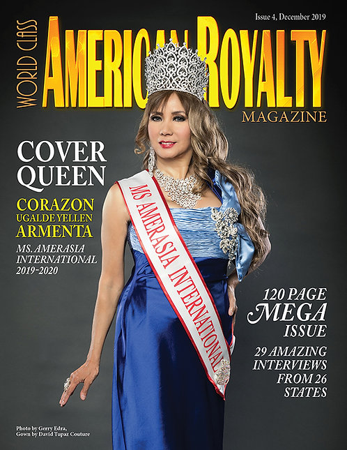Issue 4 World Class American Royalty Magazine