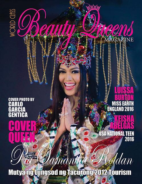 Issue 3 World Class Beauty Queens Magazine