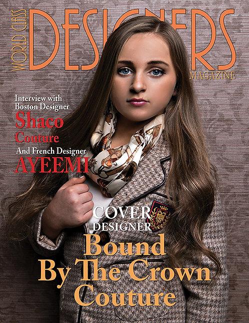 Issue 14 World Class Designers Magazine