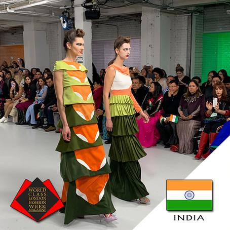 INIFD LST, London Fashion Week Autumn/Winter 2020