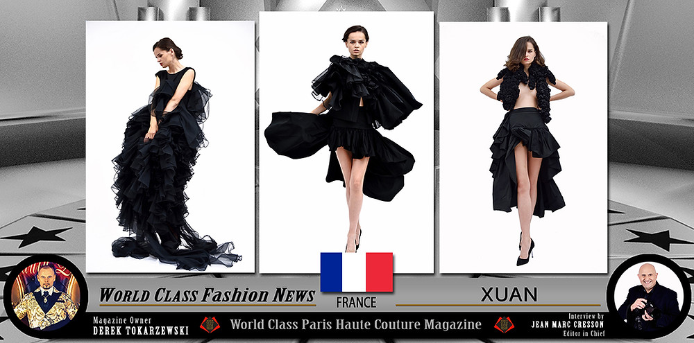 Designer: XUAN, Photo by Jean Marc Cresson,