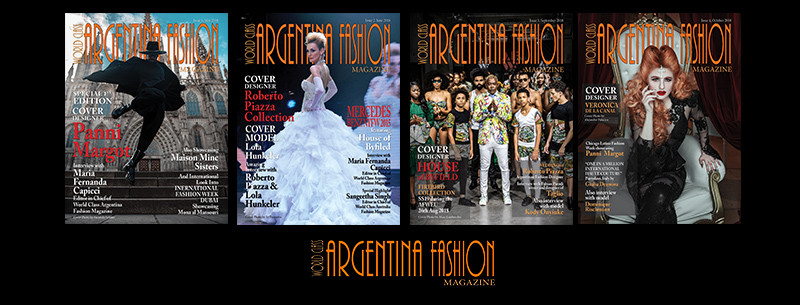 World Class Argentina Fashion Magazine