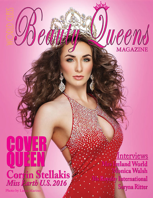 Issue 8 World Class Beauty Queens Magazine