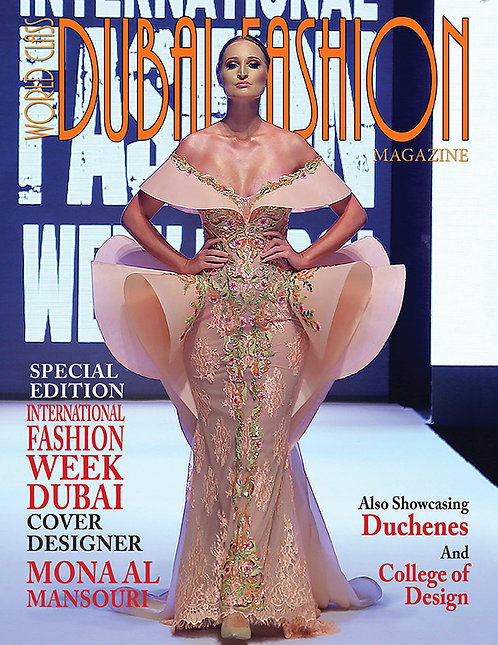 Issue 1 World Class Dubai Fashion Magazine