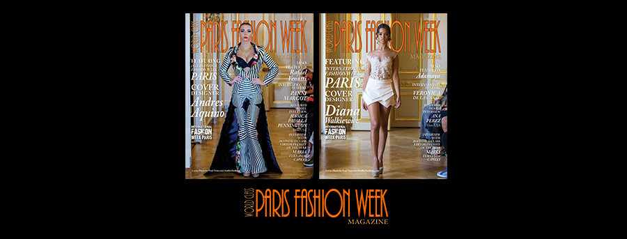 World Class Paris Fashion Week Magazine