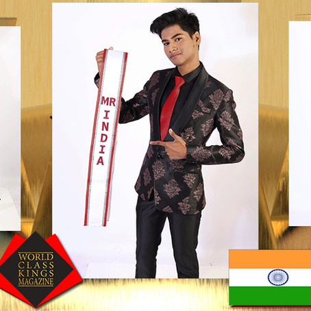 Mayank Srivastava Mr teen India United Nations 2021