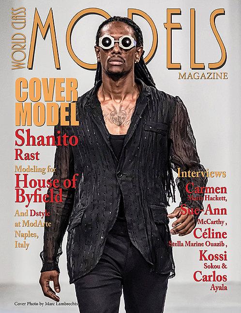 Issue 6 World Class Models Magazine