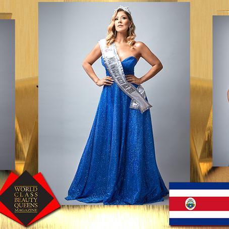 Ingrid Solis Mrs. Universe Costa Rica 2018