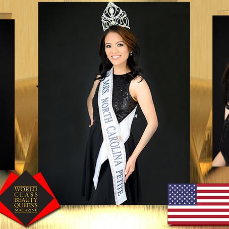 Nancy Nguyen Liles Mrs. North Carolina Petite 2020