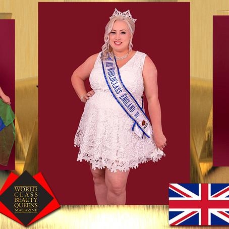 Emma-Jay Webber Miss WorldClass England 2020