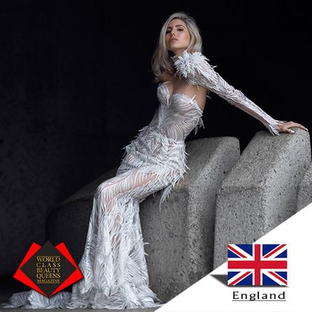 Cara Frew Miss Universe Great Britain Finalist 2019