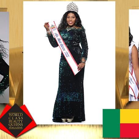 GloriaDjidonou MrsBenin Universe America Nation 2020