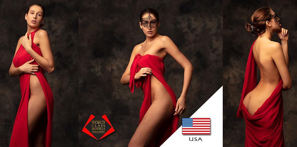 Magdalena Kucharska, World Class Models Magazine
