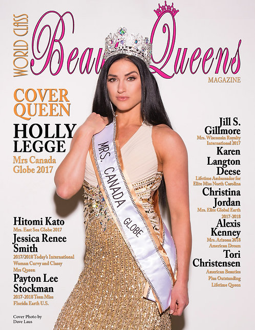 Issue 54 World Class Beauty Queens Magazine