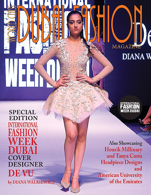 Issue 2 World Class Dubai Fashion Magazine