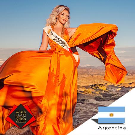 Maira Guzmán Miss Argentina Tourism Worldwide 2019/20