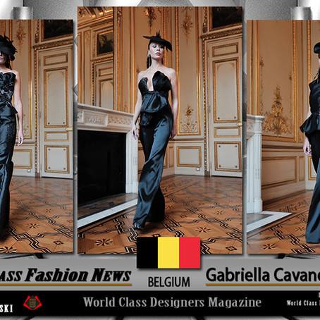 Gabriella Cavanda Couture