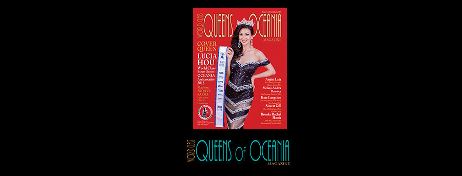 World Class Queens of Oceania Magazine