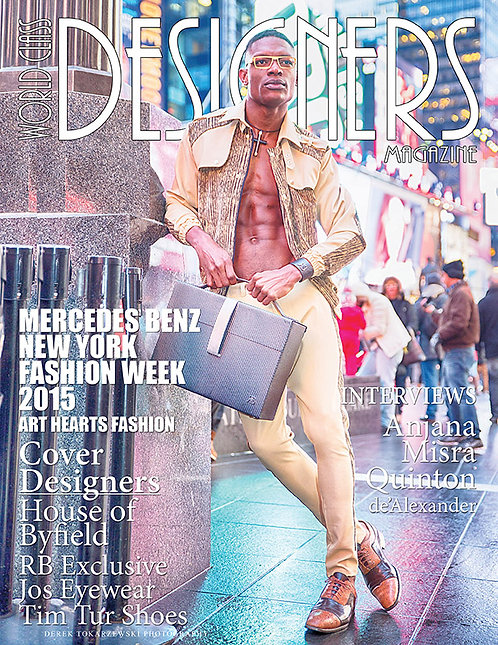 Issue 1 World Class Designers Magazine
