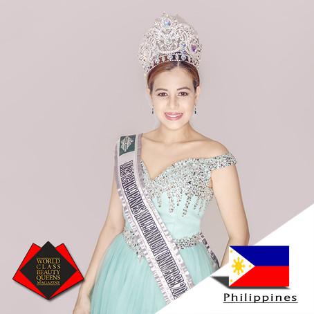 Carla Krizzle Dimaano Mrs. Philippines Millennium Universe 2019