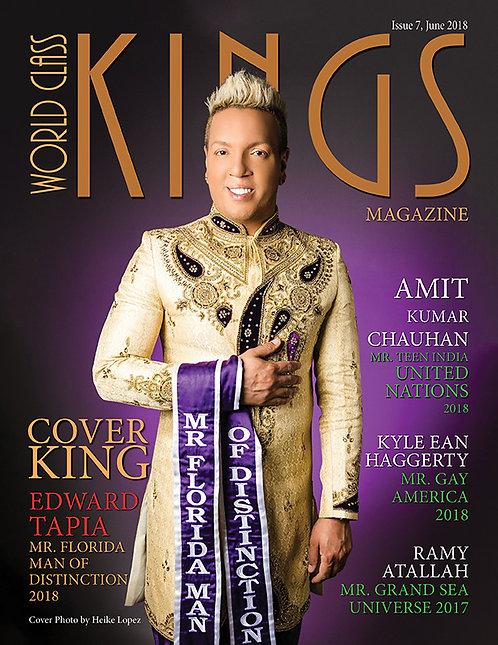 Issue 7 World Class Kings Magazine