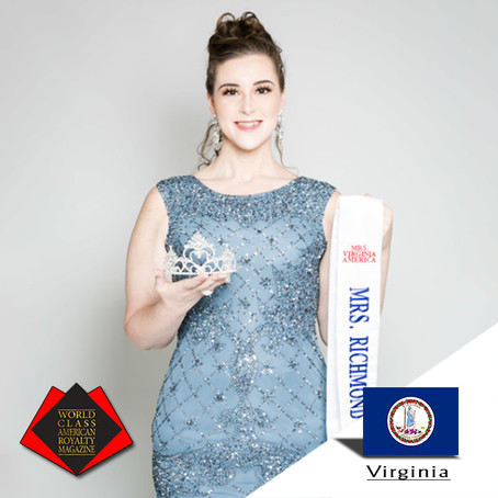 Melissa Hetzler Burton Mrs. Richmond VA 2019