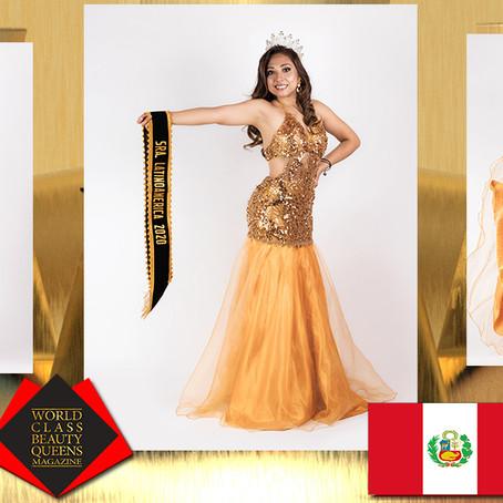 Silvia Alexandra Vera Rojas Mrs Latino America 2020