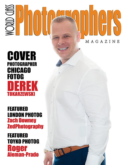 Issue 4 World Class Photographers Magazine