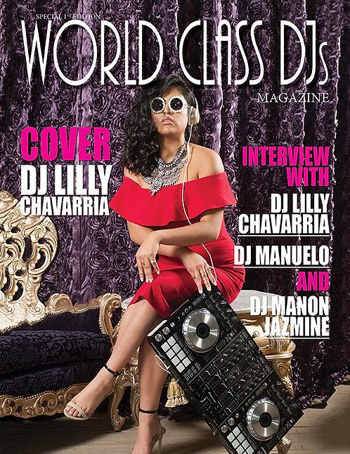 Issue 1 World Class DJ Magazine