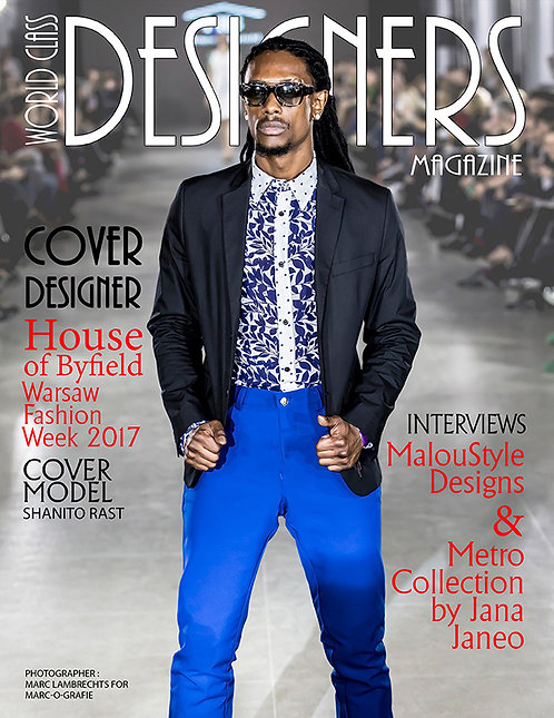 Issue 10 World Class Designers Magazine