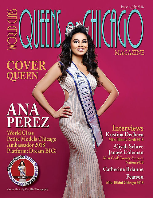 Issue 1 World Class Queens of Chicago Magazine