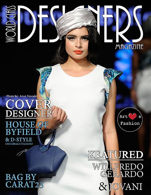 Issue 9 World Class Designers Magazine