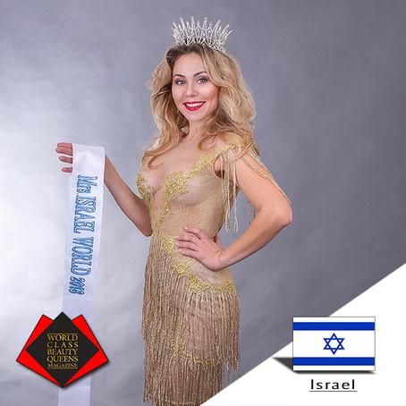 Irina Meltser Mrs Israel World 2018