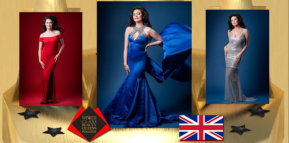 Miss Rosemary Lloyd Miss Universe Great Britain 2020 finalist, World Class Beauty Queens Magazine, Rosemary Lloyd, Miss Universe Great Britain 2020 Finalist, World Class Beauty Queens Magazine, Photography: Circle of Life Photography, Hair & Makeup Artist: Tas Makeup Artist