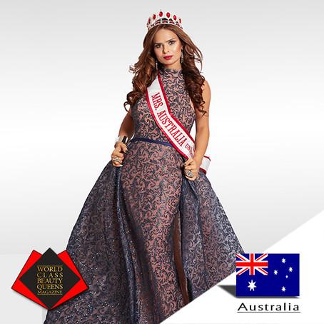 Upma Kite Mrs Australia Universal 2019