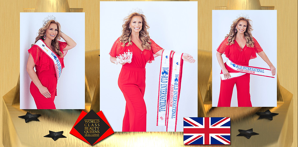 Jennifer Post Ms World International Ambassador 2019, World Class Beauty Queens Magazine,