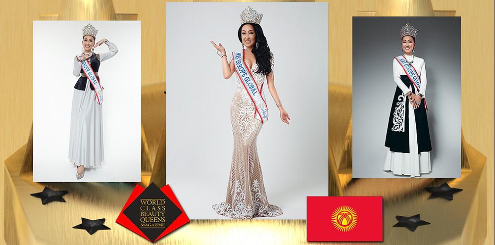 Zamira Craig Mrs. Europe Global 2019-2020, World Class Beauty Queens Magazine,